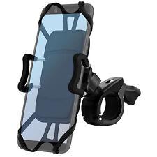 360° Fahrrad Handy Halterung für Samsung S Reihe Smartphone MTB Lenker Halter