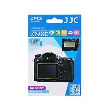 JJC LCP-A99II LCD Screen Protector Film for Sony Alpha a99 Mark II (2pc)