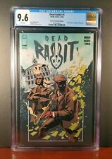 Dead Rabbit #1 - Big Time Collectibles Edition RECALLED - Image 2018 - CGC 9.6