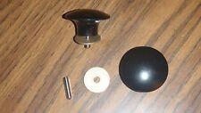 Dillon RL300 and RL450 knob, stud and washer; for powder bar/primer slide; NEW!