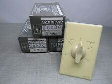 M & H Rhodes Marktime 90030 5 Min Wall Box Time Switch Lot of 3