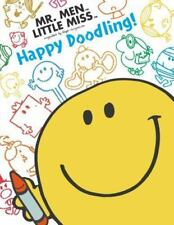 Mr. Men and Little Miss: Happy Doodling! by Cari Meister & Kate Ritchey NEW PB
