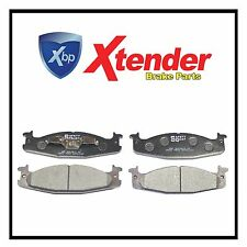 MD632 - Front Set Disc Brak Pads Semi-Metallic For Ford Econoline Van E-150