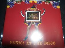 Panic! At The Disco  I Write Sins Not Tragedies Australian CD Single – Like New
