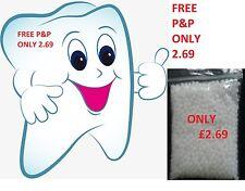 KIT di riparazione temporanea dente Fix denti rotti e riempie gli spazi non tossici GRATIS P&P