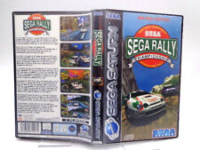 Sega Saturn juego-Sega Rally Championship (con embalaje original/sin instrucciones) (PAL) 10936962