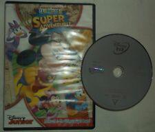 Walt Disney's: Mickey Mouse Clubhouse: Super Adventure (DVD, 2013) Minnie, Pluto