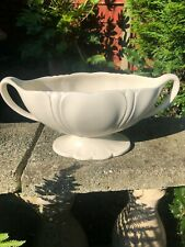 More details for beautiful beswick ivory twin handled planter mantle vase 1187-1 spry style