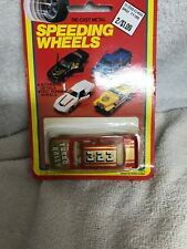 Woolworth BMW Die cast Car Red Turbo Rally