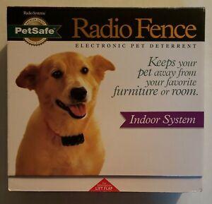 Petsafe Radio Fence Indoor System PIRF100 Electronic Pet Deterent