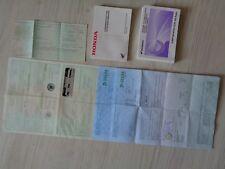 German papers Tüv 06/19 Honda CBF 600 CBF600NA PC38 04 ABS