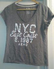 Aeropostale XL Sized Womens Tshirt 'NYC East Coast 1987'