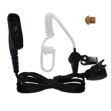 FBI Style Surveillance Earpiece for Motorola XPR6300, XPR6350, XPR6500, XPR6550