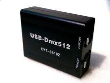 512 Channel USB-DMX DMX512 LED light DMX-Stage Lighting Controller Freestyler 3D