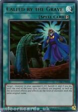 DUDE-EN044 Called by the Grave Ultra Rare 1st Edition Mint YuGiOh Card