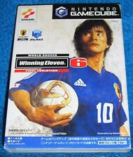 Nintendo GameCube Game - Winning Eleven 6 Final Evolution