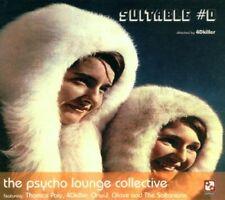 Suitable Psycho Lounge - Various, Digi, CD
