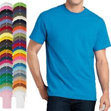 Gildan Ultra Cotton Basic T-Shirt S-5XL 200 g/m²  einfarbig Kurzarm Blanko