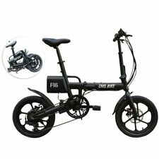 Electric Bicycle 20km/h 65KM Mileage 36V 7.8AH 250W Black-With An Extra Battery
