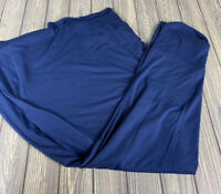 Lularoe Womens Navy Blue Long Maxi Skirt Size Small