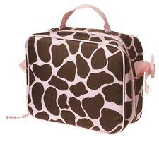 GYMBOREE GUITAR Giraffe Club Safari Jungle LUNCHBOX BAG Backpack NWT NEW SCHOOL