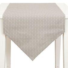 Clayre & Eef Tischläufer mit Weihnachts-Muster aus 100% Baumwolle