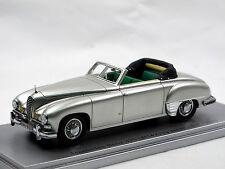 Kess Scale Models 1940 Mercedes-Benz 320 W142/IV Wendler Cabriolet offen 1/43