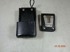 Motorola Xpr Xpr6550 Vhf Xpr7580e 800900 Xpr7550 Uhf Radio Leather Holster B