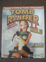 Tomb Raider II Gold Starring Lara Croft Gold (PC, 1999) Hottest Game Character