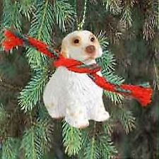 Clumber Spaniel Miniature Dog Ornament