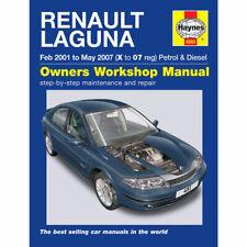 renault laguna 2004 repair manual