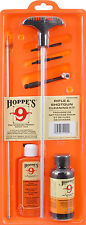 Hoppe's Universal Gun Cleaning Kit Pistol, Rifle, Shotgun W/ Aluminum Rod NEW!