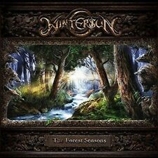 WINTERSUN - The Forest Seasons 2 x LP White and Blue Splatter Limited 300 - NEW