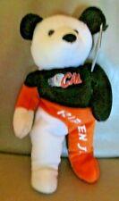 """RARE 2000 Cal Ripken Jr Salvino's Bammers Orioles Bear Plush 8"""""""