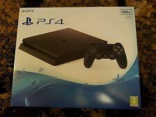Sony Playstation 4 500GB Negro Azabache