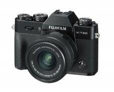 Fujifilm x-t20 + XC 15-45 mm lentille article neuf du revendeur xt20 Noir