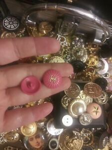 Chanel Button 18 mm