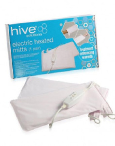 Hive Electric Heated Mitts Pair Manicure, Beauty Treatment Gloves HBQ3030