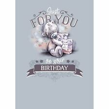 Me to You JUST FOR YOU per il suo compleanno carta Bear & PROFUMI-Tatty Teddy
