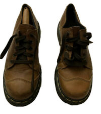 Vintage Collector Dr Martens Air Wair Men's Brown Size 8 Shoes Heavy Duty Oxford