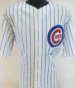Sammy Sosa Signed Chicago Cubs Majestic MLB CoolBase Jersey Fanatics & MLB Cert