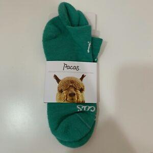 Pacas Women NWT Low Cut Socks in Turquoise 5 - 8