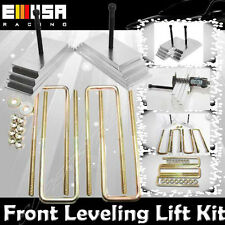 "Front Leveling 2""Lift Kit Fit 99-04 F250 SuperDuty 4x4 w/Front Leaf SpringSILVER"