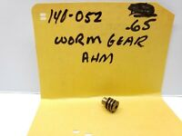 Vintage AHM/Rivarossi # 140-052 Worm Gear Model Train Parts Spares