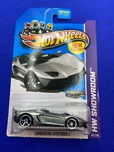 Hot Wheels 2017 Zamac  Lamborghini Aventador J