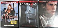 Bloodrayne - Boogey Man - American Psycho (Dvd)
