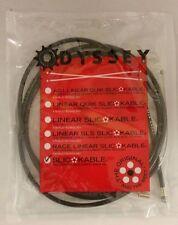 ODYSSEY SLIC BLACK BMX BICYCLE BRAKE CABLE
