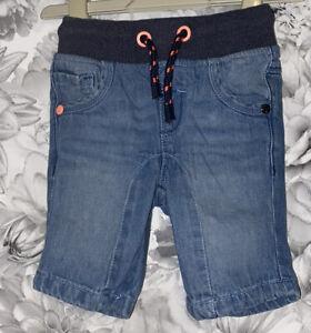 Boys Age 6-9 Months - Next Soft Waistband Shorts