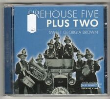 (GL734) Firehouse Five Plus Two, Sweet Georgia Brown - 2002 CD