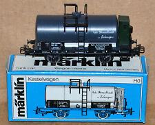 HO Gauge Train Marklin 4683 Kesselwagen Tanker Car Wurttemberg